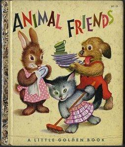 Animal Friends Goldenbook