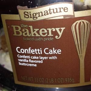 buttr creme cake