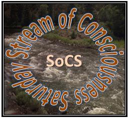 Stream of Consciousness Badge